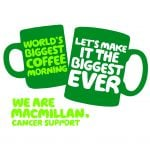 Macmillan coffee morning 2015 at Aspin