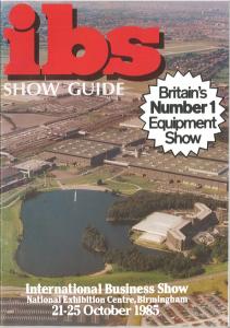 1985 Business Show catalogue