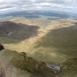 Aspin do 3 peaks: Brecon Beacons practice walk