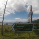 Getting closer to Fort William