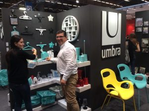 Umbra using PixSell at Maison Objet, Paris