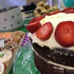 Macmillan coffee morning 2016 at Aspin