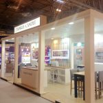 The Yankee Candle stand in Hall 3