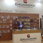 Homewares distributors Grunwerg can be found in Hall 9