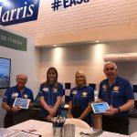 LG Harris show off PixSell