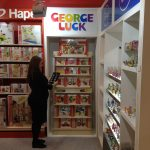 Marbel are taking orders through PixSell of their 'George Luck' range