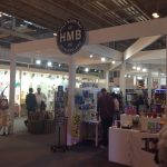 The Half Moon Bay stand in Hall 6