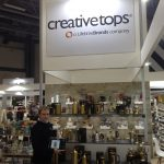 Kitchenware distributors Creative Tops are using PixSell in Hall 9