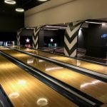 The Hollywood Bowl lanes
