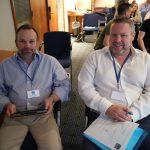 Darren Walker & Adam Watson from Perkins Group Services