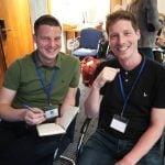 Matt & Mark Allam from Giftwrap UK