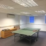 Table Tennis before