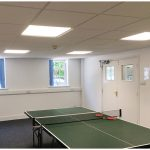 LED lighting installed at Aspin offices