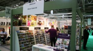 Greeting card distributors Abacus Cards use PixSell to sell products to garden retailers