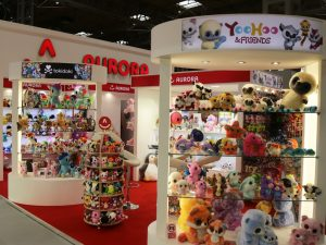 Plush toy distributors Aurora World have been using PixSell to take orders across the country