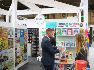 PixSell is used by Half Moon Bay at every trade show