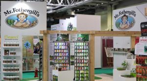Mr Fothergill's Seeds moved from MiniSell to PixSell in 2015