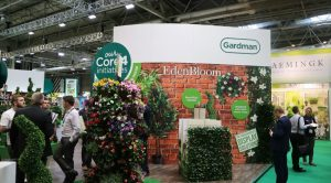Aspin first started working with Gardman in 2004
