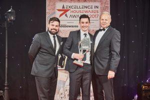 Eddingtons, winner of the Top of the Table award for their Epicurean Melamine Tableware range