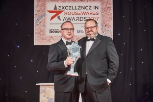 Winners of the Excellence in Service and Homewares awards, Kitchencraft
