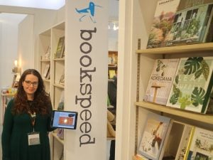 PixSell has freed up a lot of time for the Bookspeed sales team during trade shows