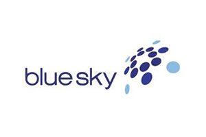 BlueSkyHosting Logo