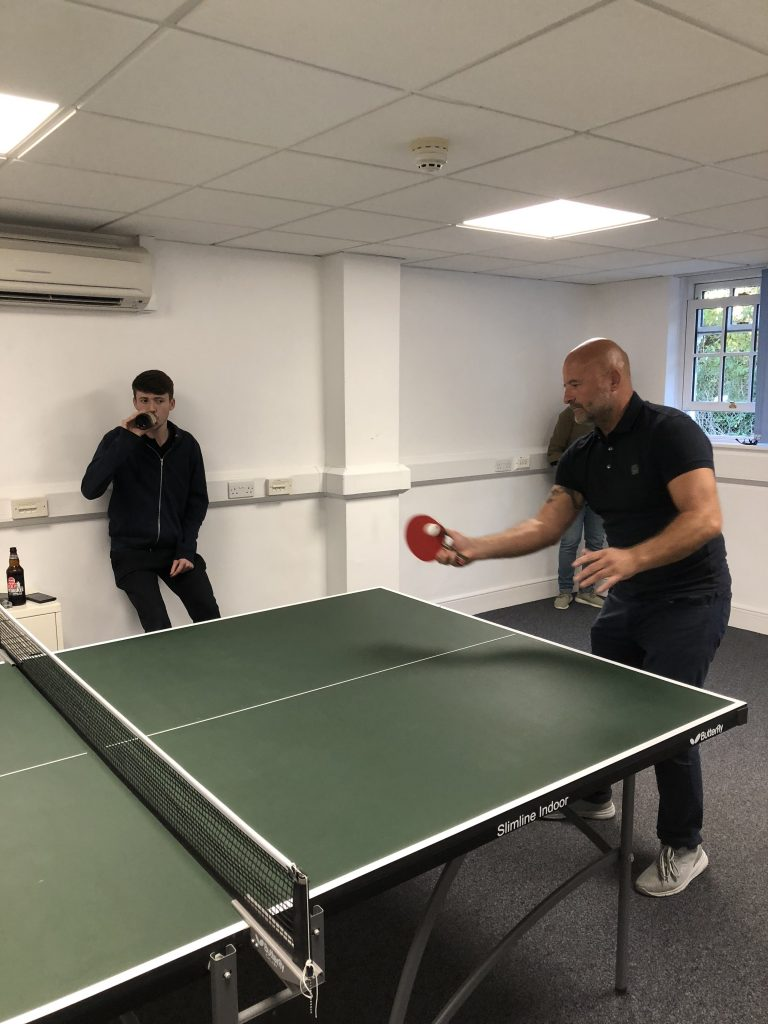 Colin and Richard go head-to-head