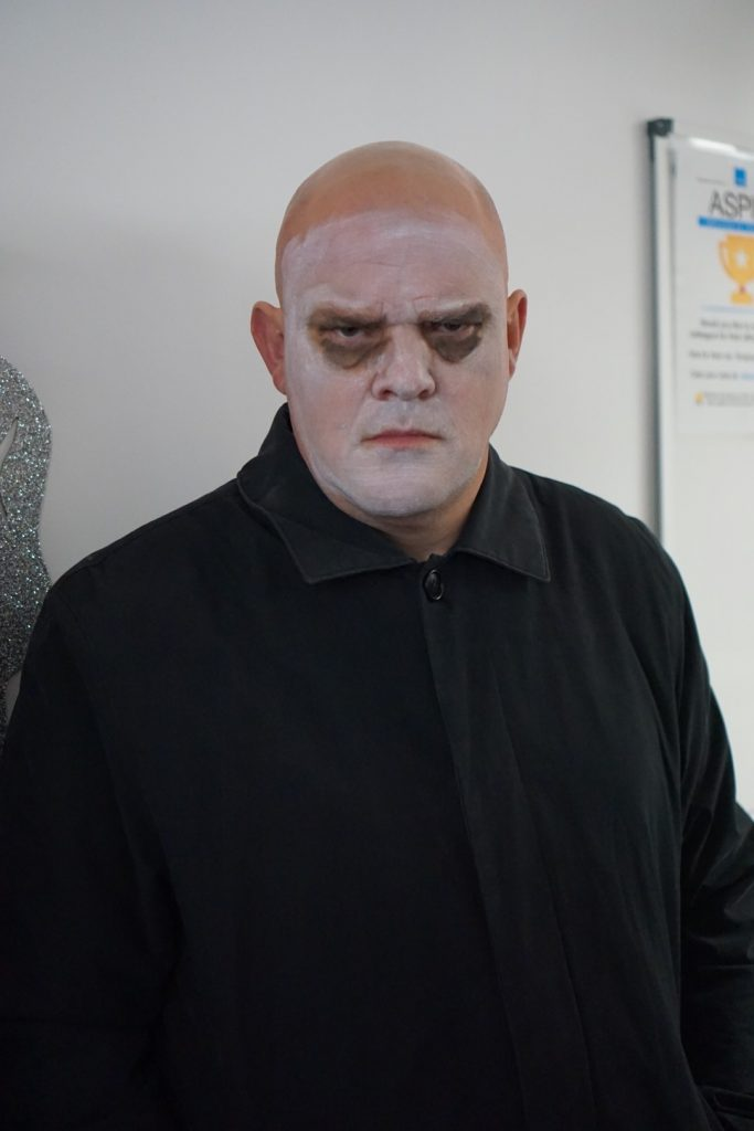 Uncle Fester - sometimes known as Jon