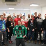 Christmas Jumper and Secret Santa at Aspin