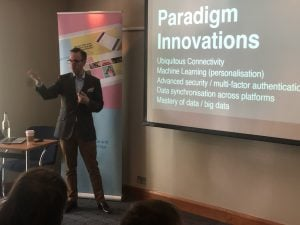 Kevin Davies on Paradigm Innovations