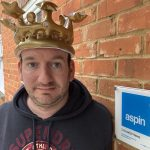Employee of the Month & King – April