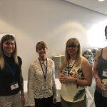 Magda, Christine, Sarah & Jane